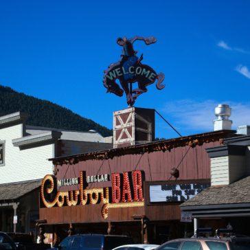 Jackson Hole - Cowboy Bar
